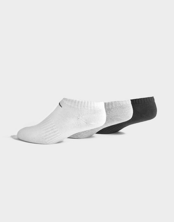 Nike 3 Pack Chaussettes Basses