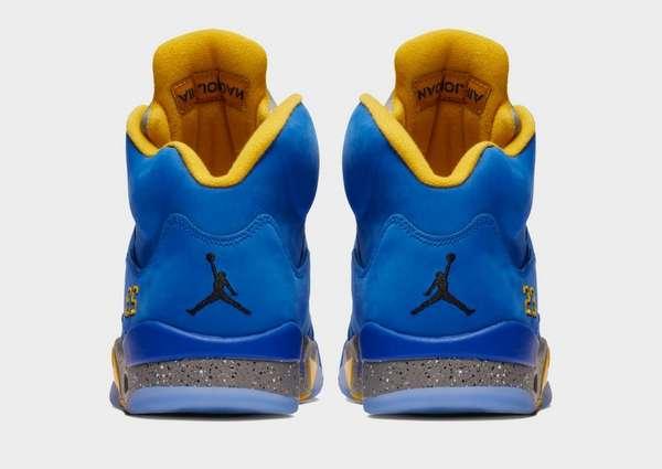 Jordan 5 Retro JSP Laney Children  be4971488a1