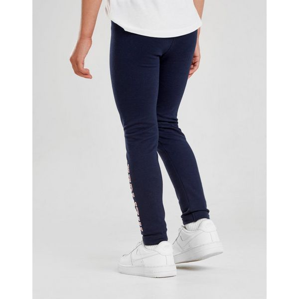 Tommy Hilfiger Girls' Logo Leggings Children