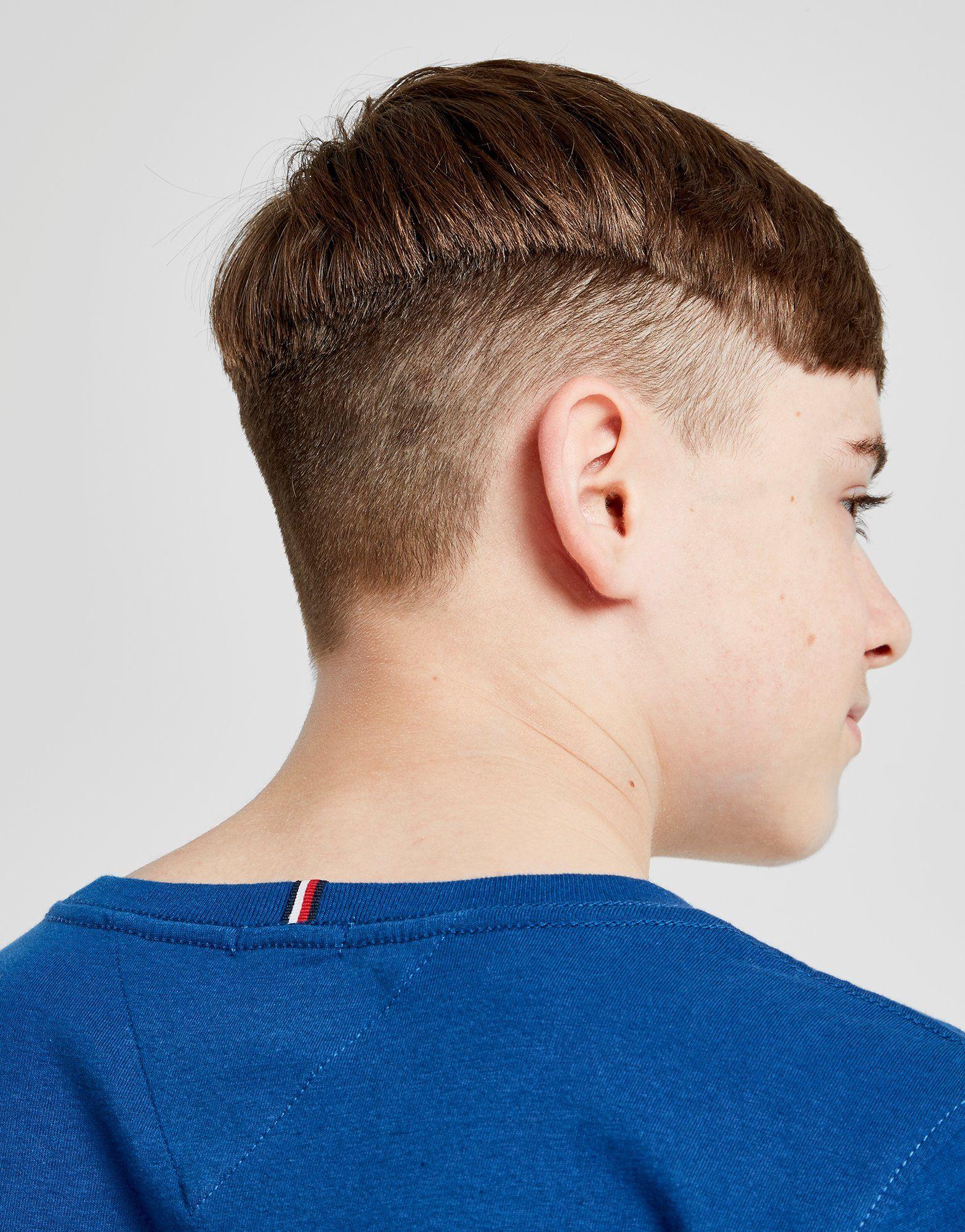 adidas Essentials 3 Stripe Zip Hoody Junior
