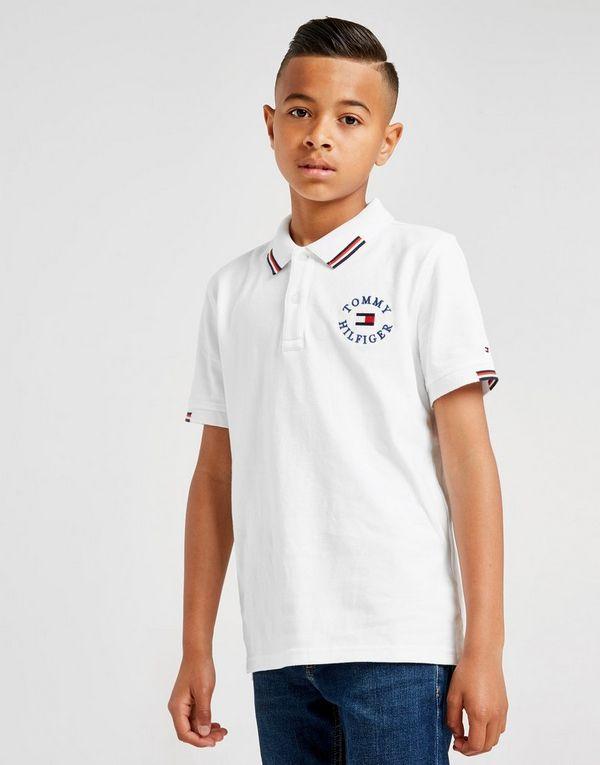 Tommy Hilfiger Badge Polo Shirt Junior