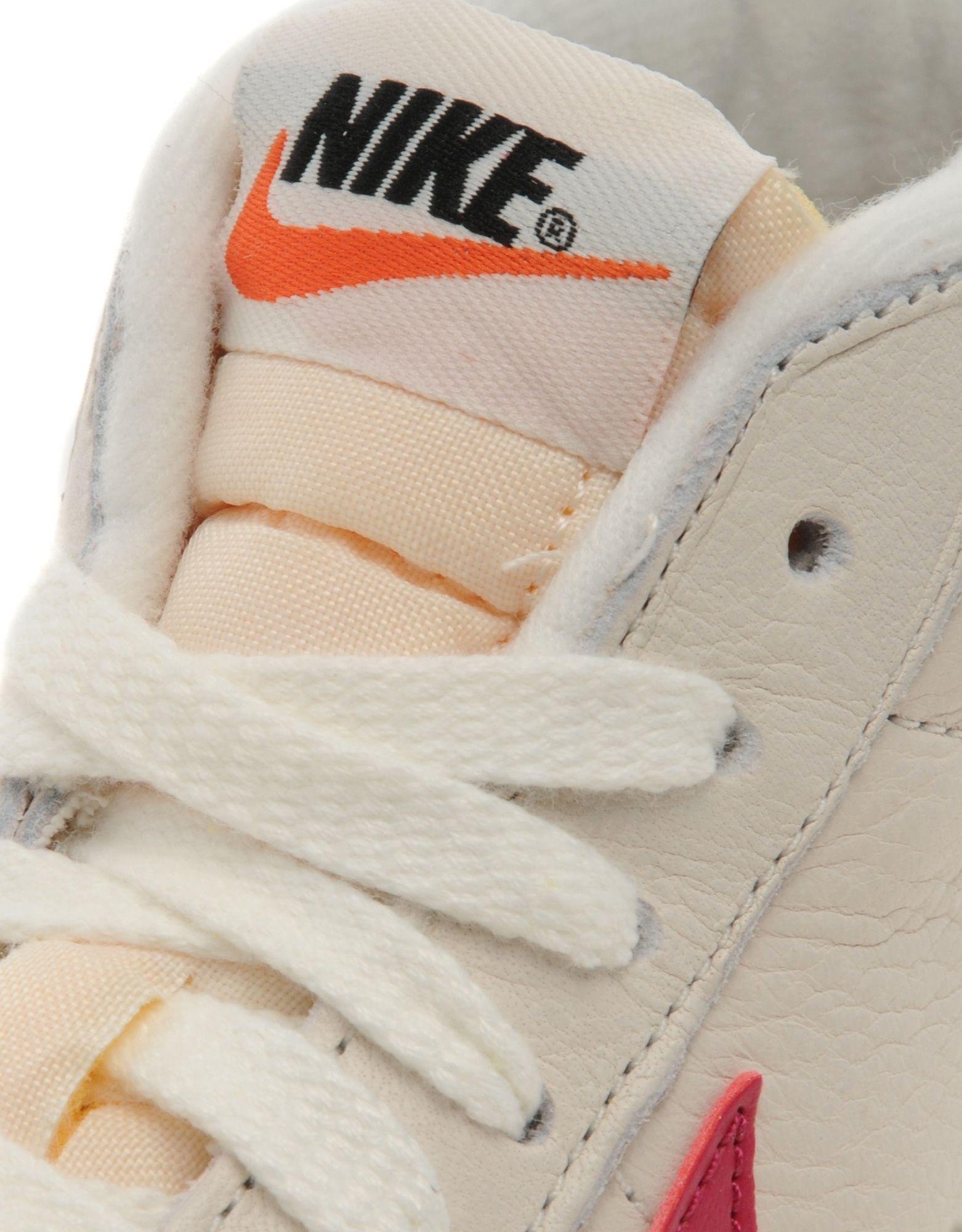 Nike Blazer Mid Leather