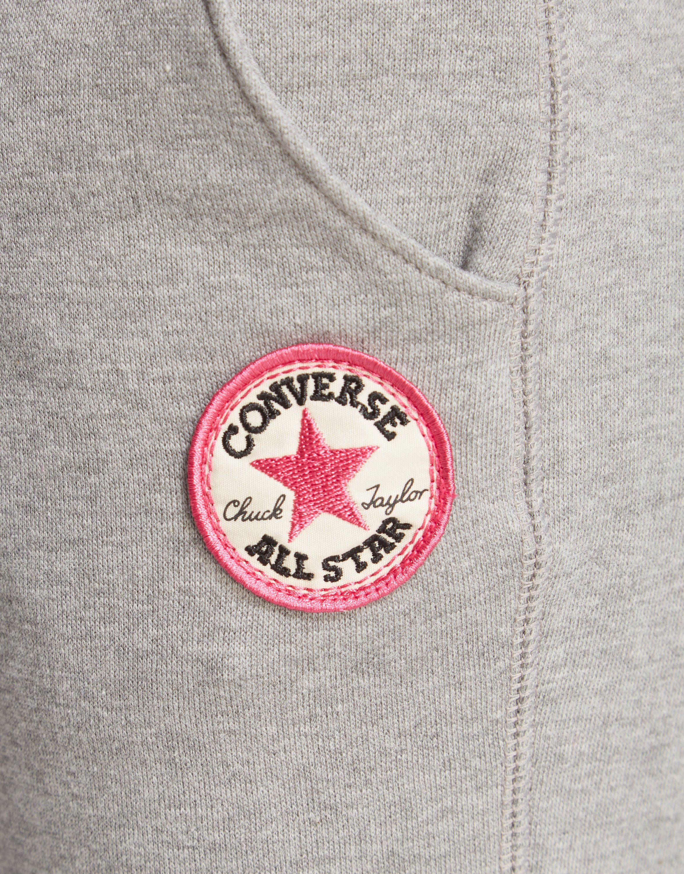 Converse Girls Chuck Patch Pants Junior