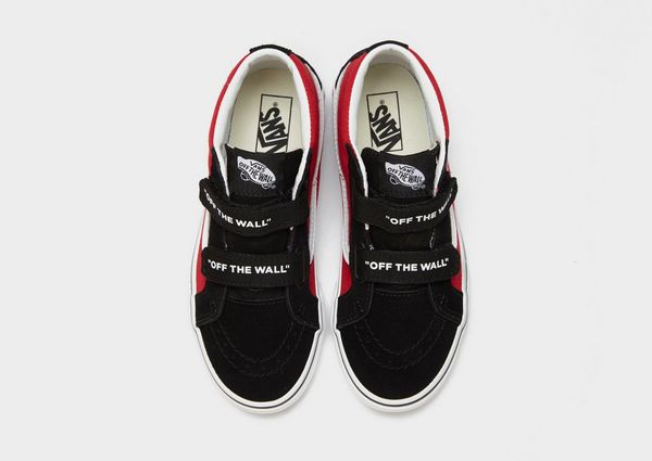 vans off the wall kinder