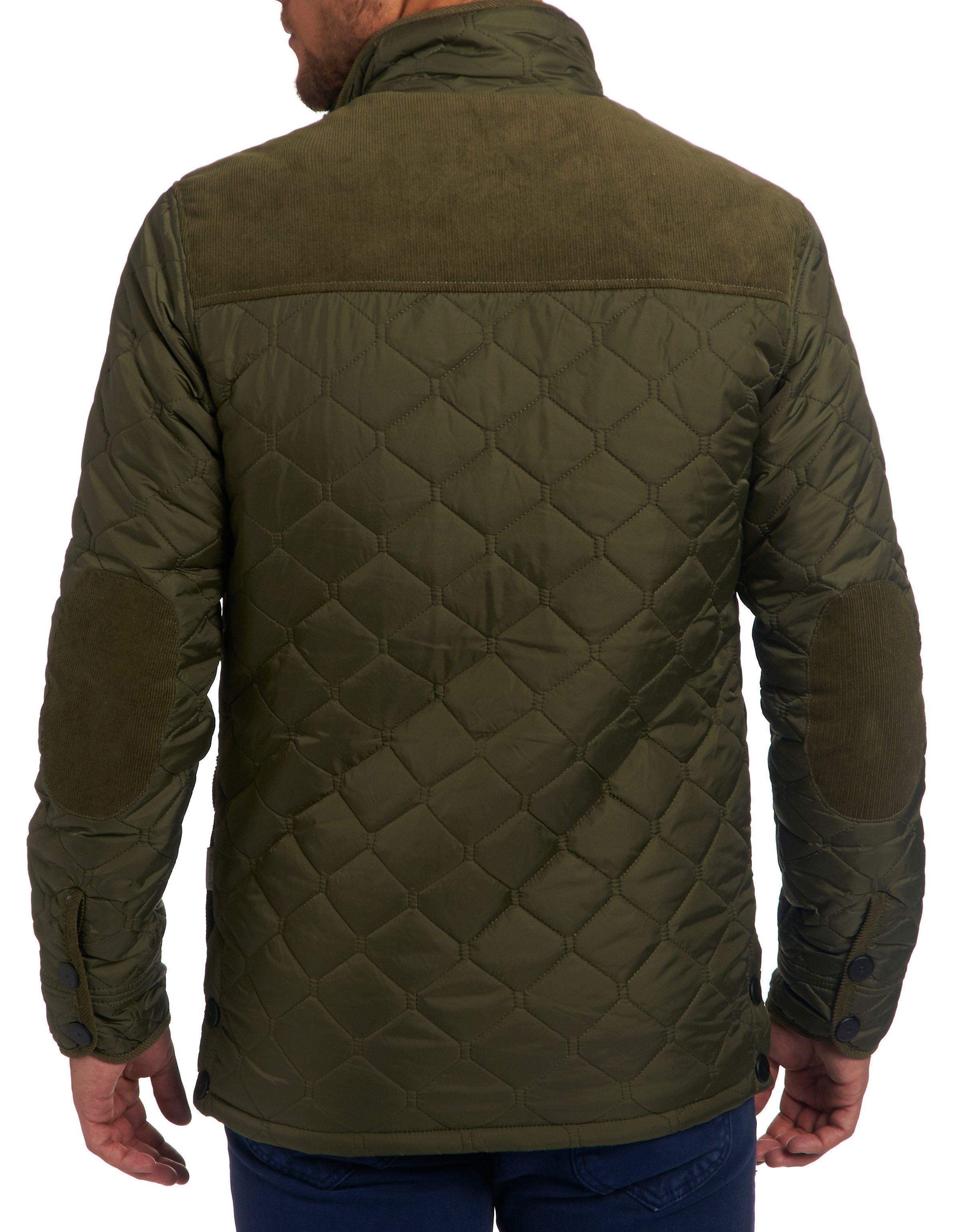 Sonneti Batallion Quilted Jacket