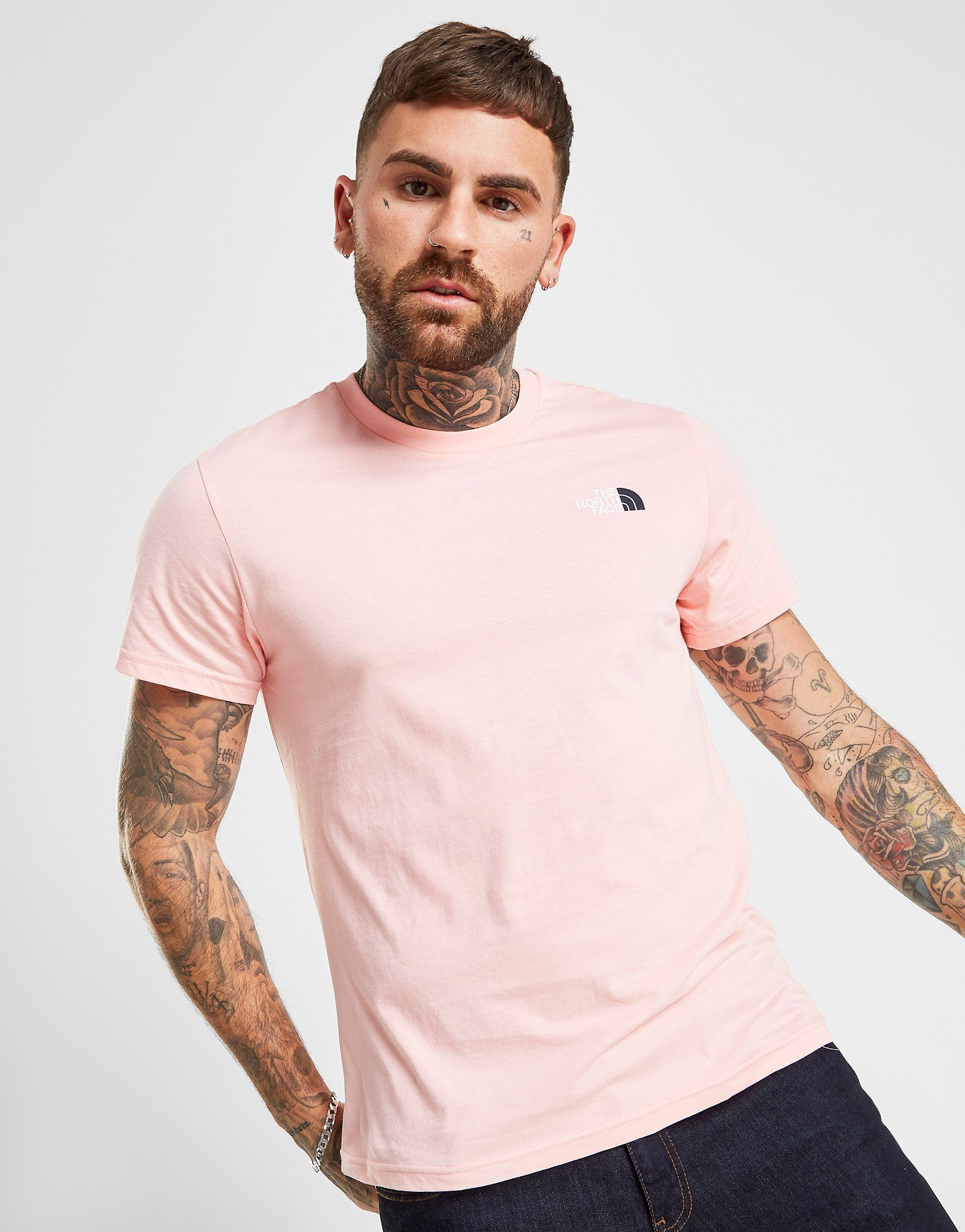 eebd7b90 The North Face Simple Dome 2 T-Shirt | JD Sports Ireland