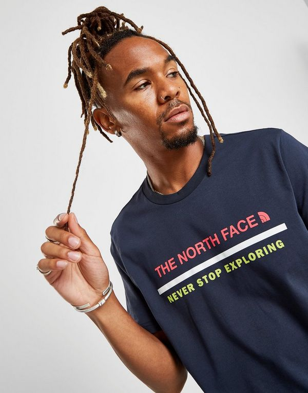The North Face Never Stop Exploring T-Shirt Heren