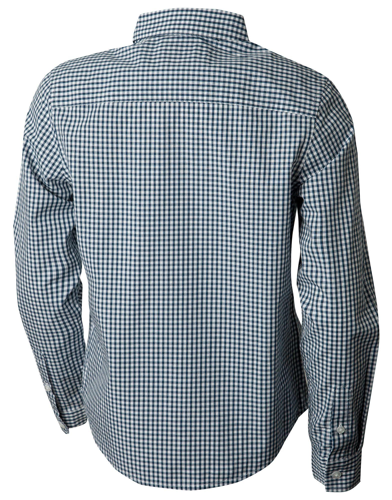 Original Penguin Long Sleeve Gingham Shirt