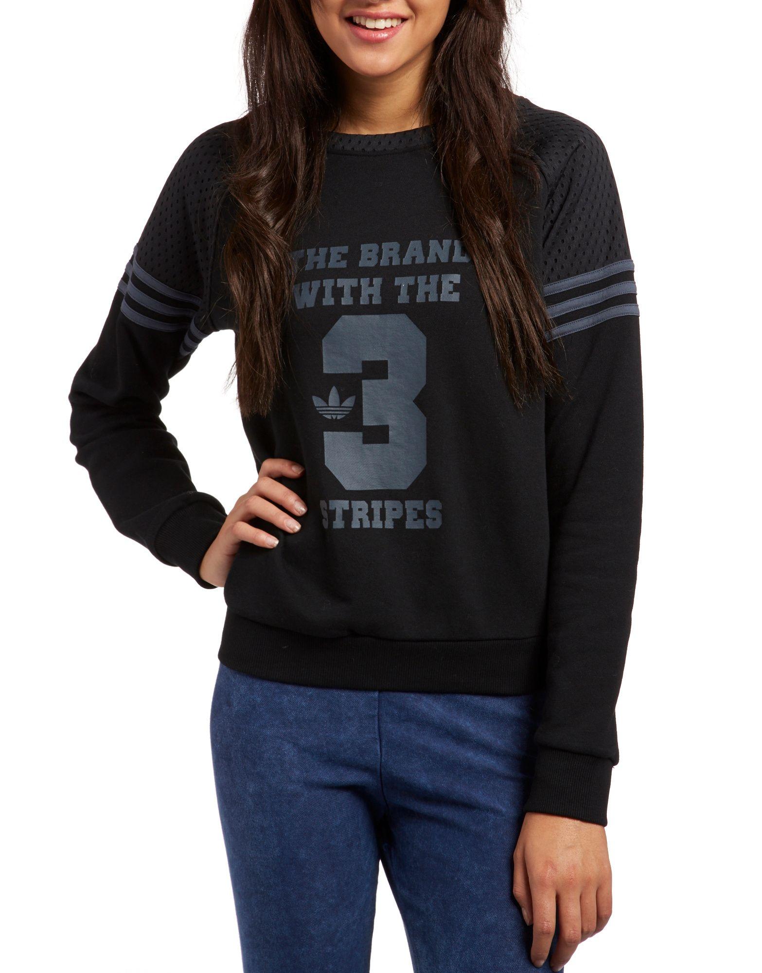 adidas Originals University Basketball Sweater