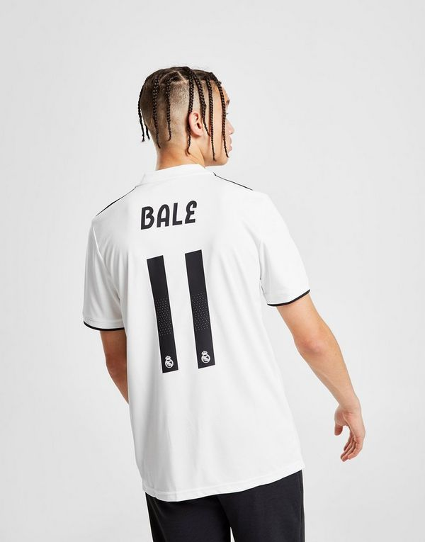 adidas Real Madrid 2018 19 Bale  11 Home Shirt  72df39d6d