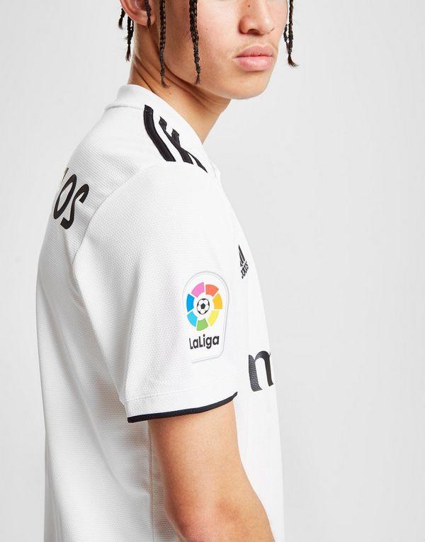 adidas Real Madrid 2018 19 Sergio Ramos  4 Home Shirt  4844b40a7