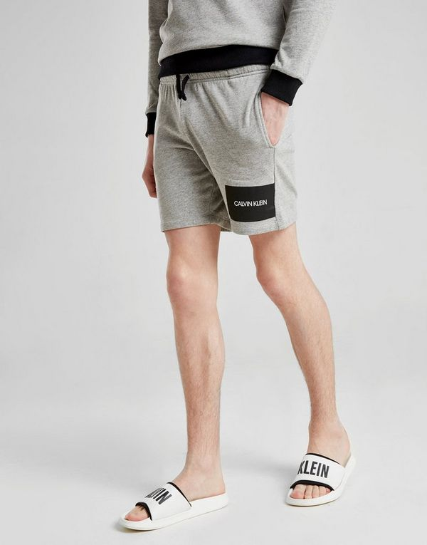 Calvin Klein Box French Terry Shorts Junior