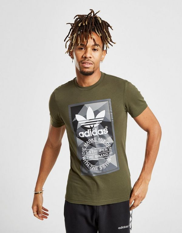 Originals Sports Trefoil Shirt T Adidas Jd Label CwSUq8