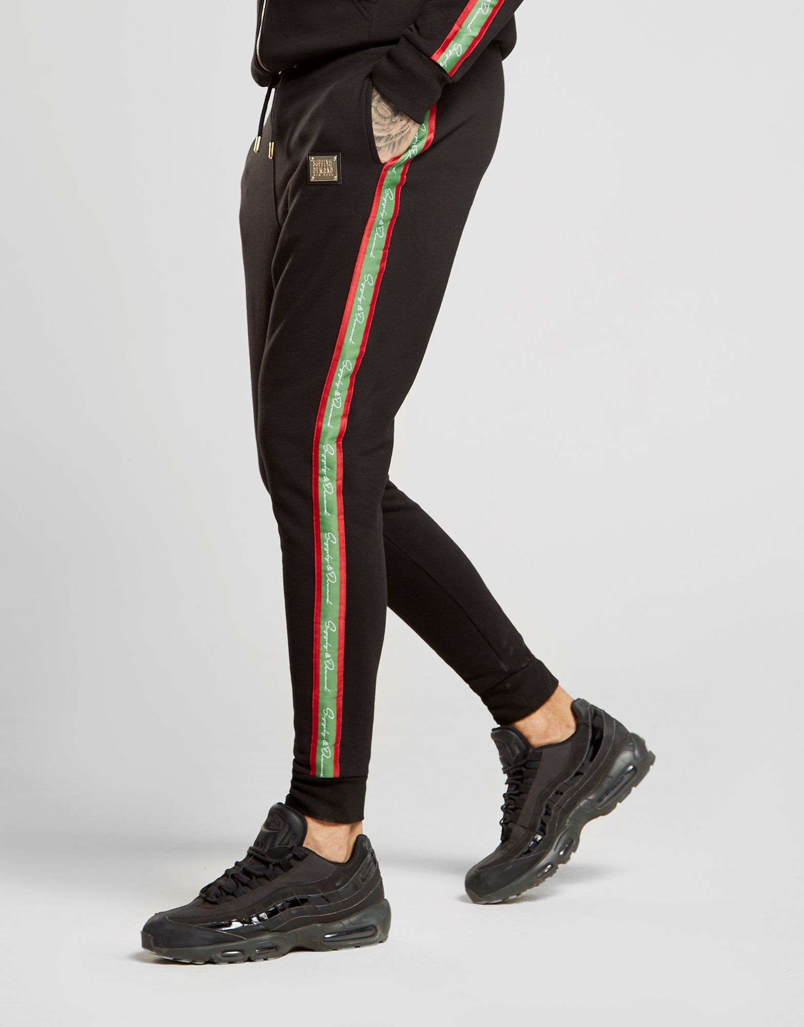 Supply & Demand Double Colour Joggers