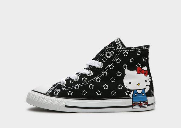 16ab1a9a1727 CONVERSE x Hello Kitty Chuck Taylor All Star Hi Infant