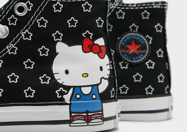 71936c5637c CONVERSE x Hello Kitty Chuck Taylor All Star Hi Infant