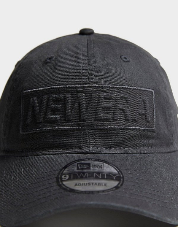c1eb52146eb NEW ERA CAP CO 920 Embossed Logo Cap