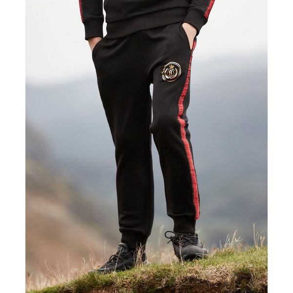 Supply & Demand Goth Track Pants Junior