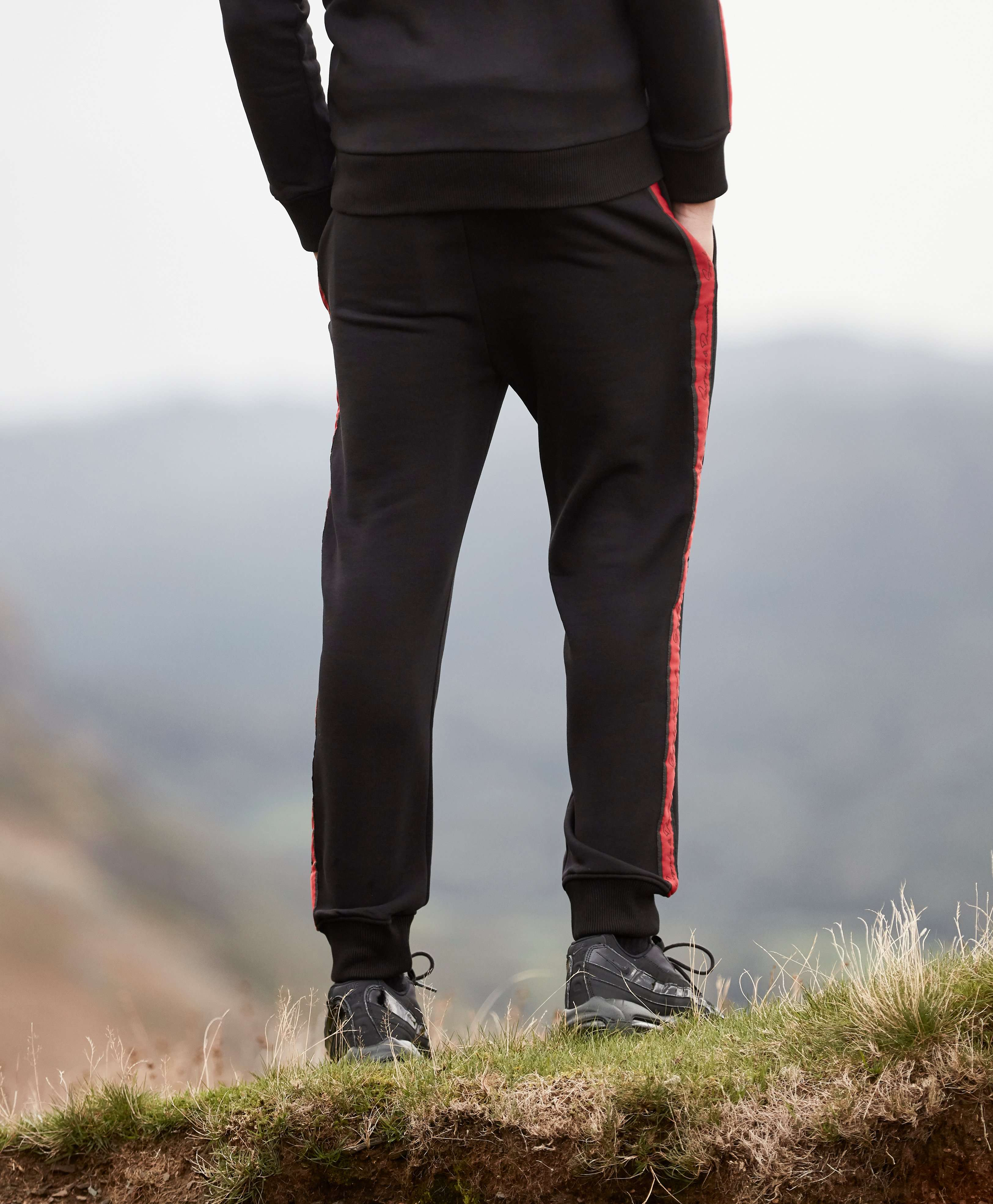 Supply & Demand Goth Track Pants Junior