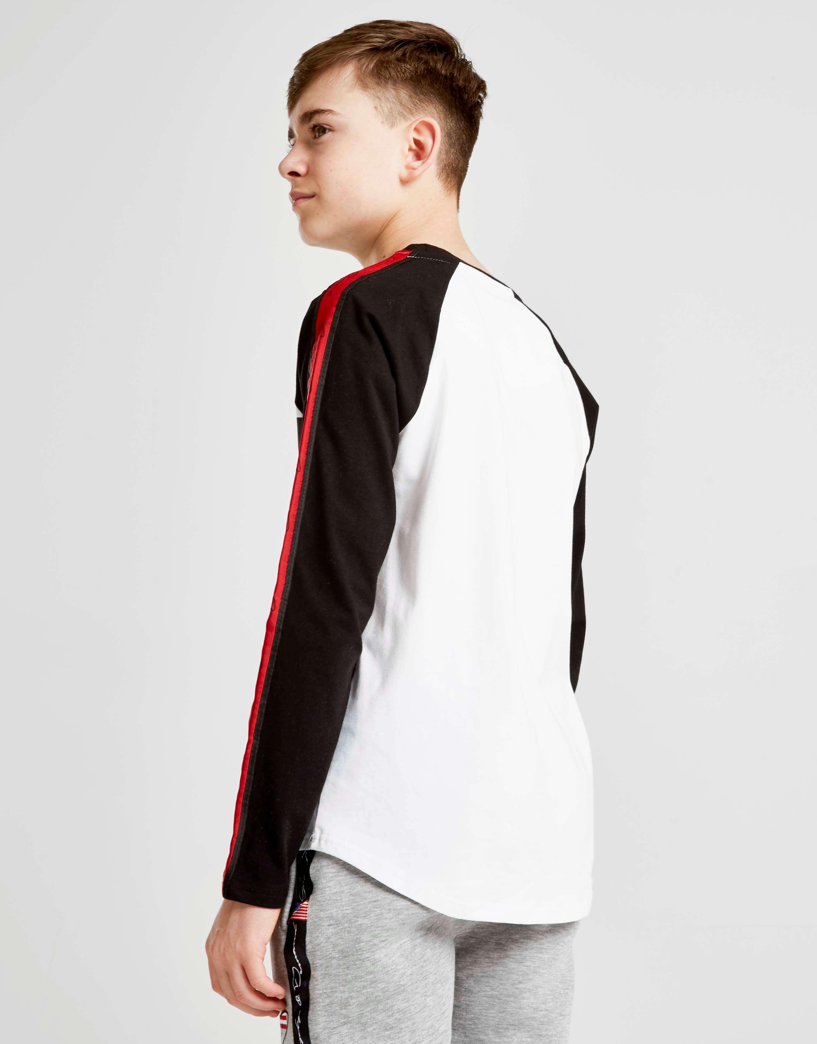 Supply & Demand Goth Long Sleeve T-Shirt Junior
