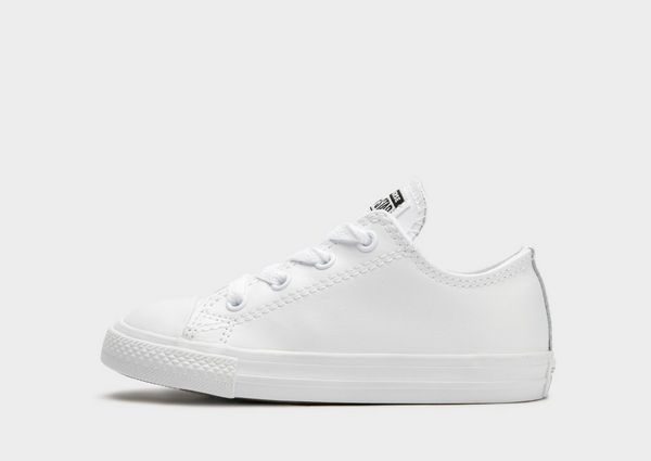 86d195131fb1 CONVERSE All Star Low Leather Mono Infant