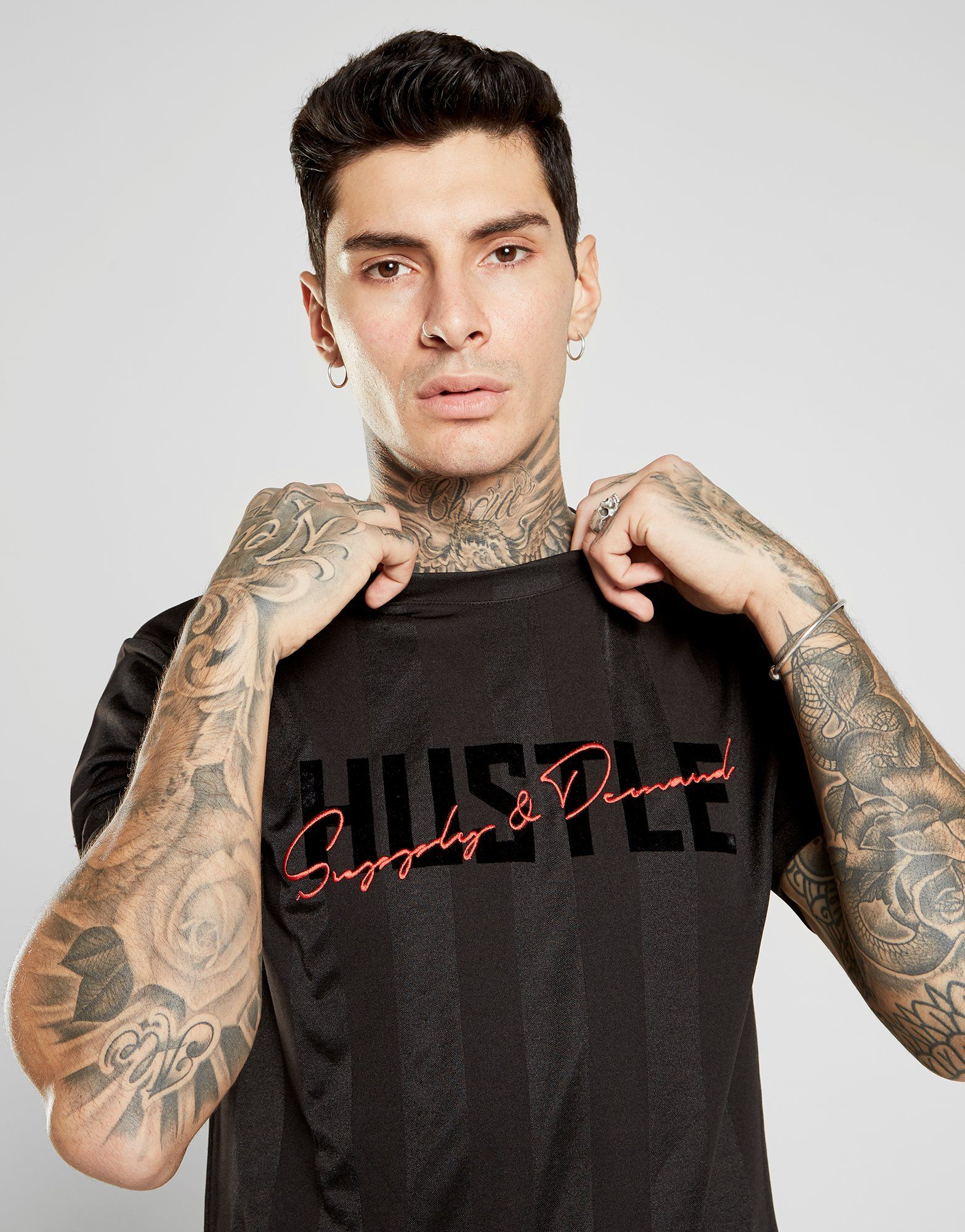 Supply & Demand Jacquard Hustler T-Shirt