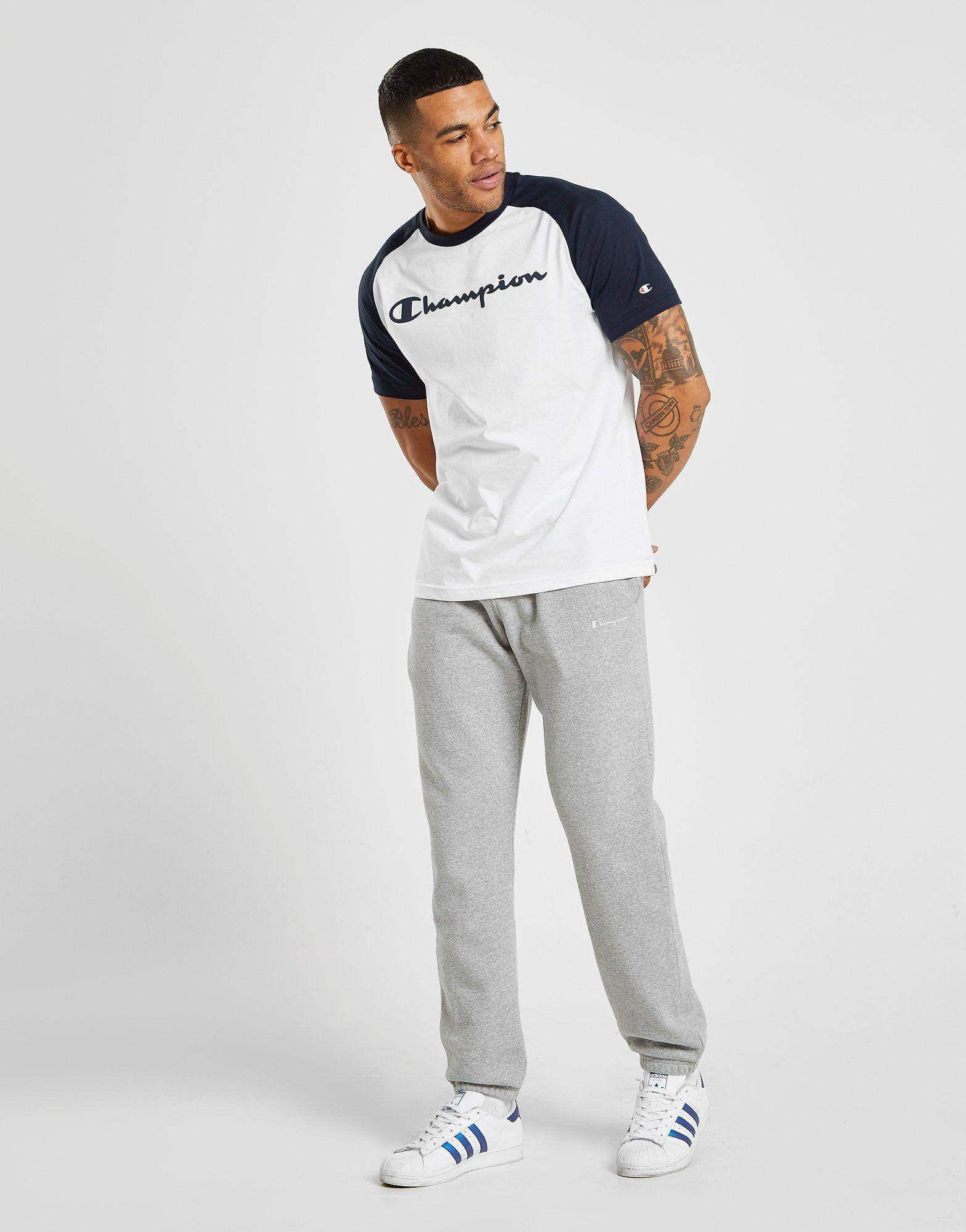 Champion Champion T-shirt Raglan Core Homme