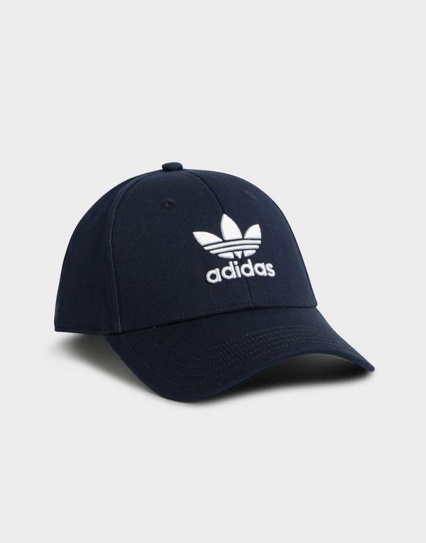 fb566a8b canada adidas originals black classic trefoil baseball cap ee8cf 665d4