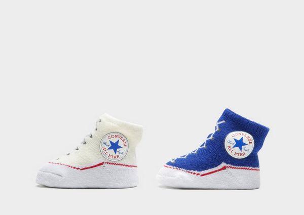 9e2ad8a8e633 CONVERSE All Star Newborn Chuck Taylor Knit Booties