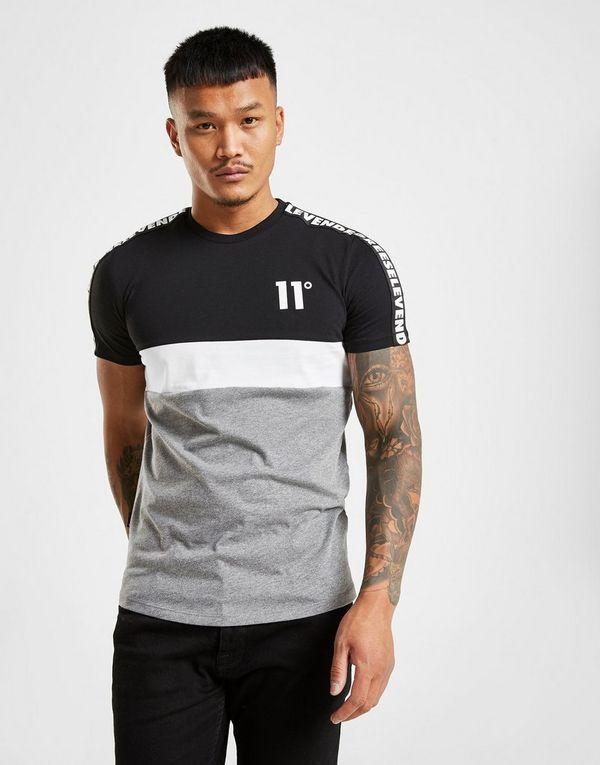 11 Degrees Block Tape T-Shirt  b8bbc1a0a