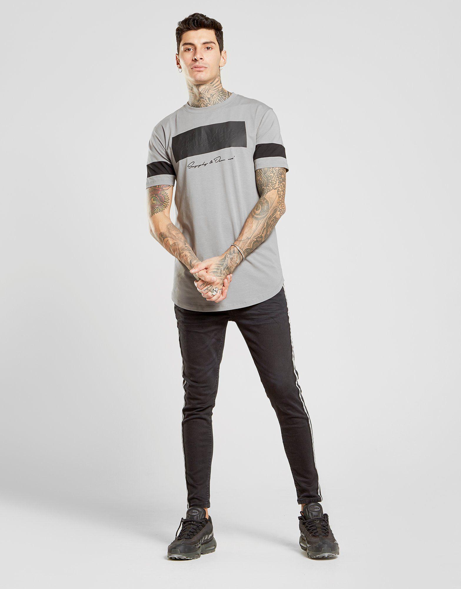 Supply & Demand Box Panel T-Shirt