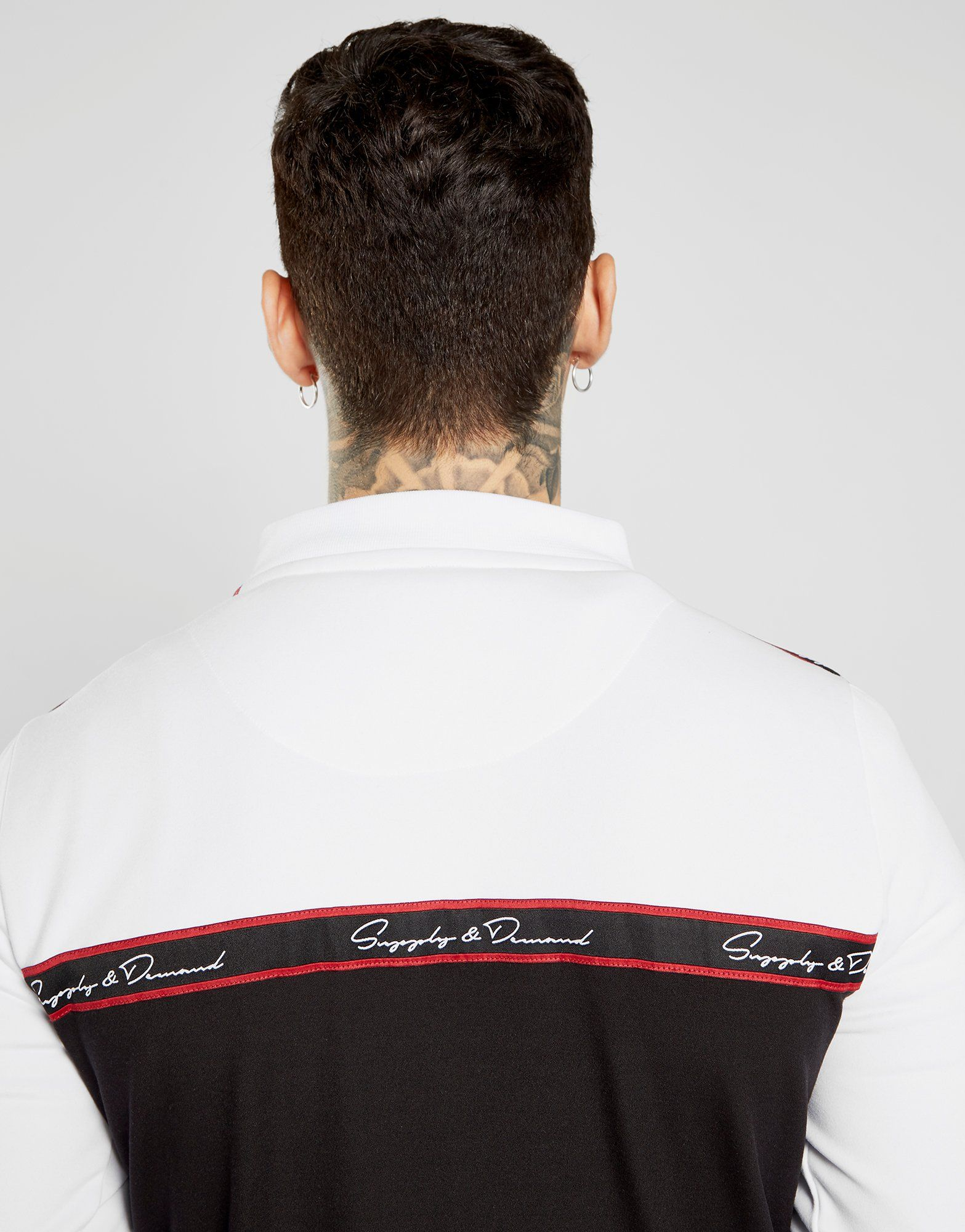 Supply & Demand Nostalgia Track Top