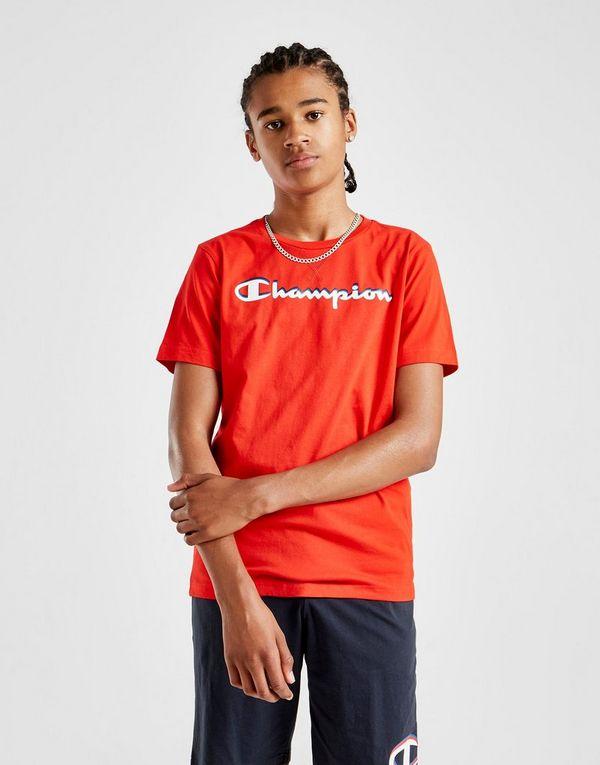 Champion Logo T-Shirt Junior