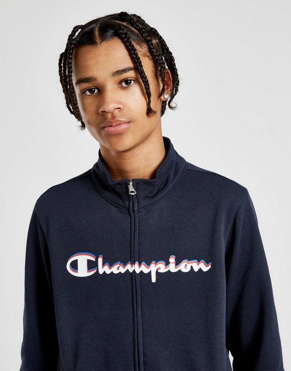 Champion Logo Trainingsanzug Kinder