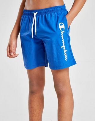 Champion Logo Badehose Kinder | JD Sports