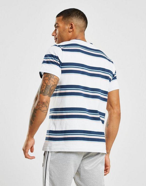Ellesse Acero Stripe T-Shirt Heren