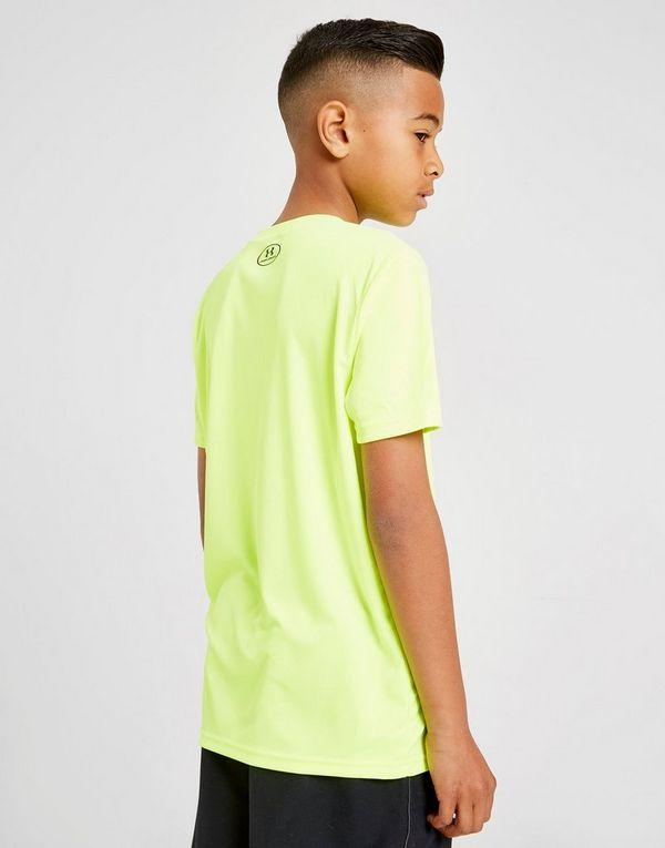 Under Armour Tech Big Logo T-Shirt Junior