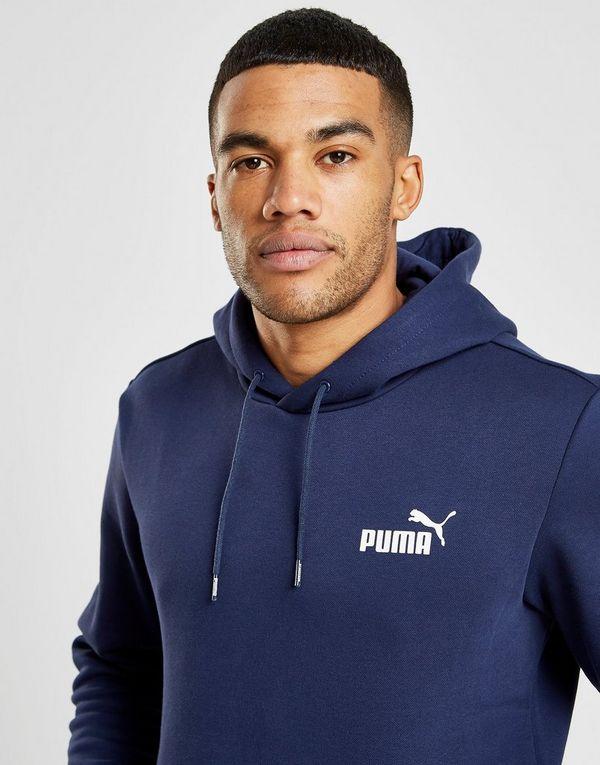 PUMA Core Small Logo Hoodie Heren