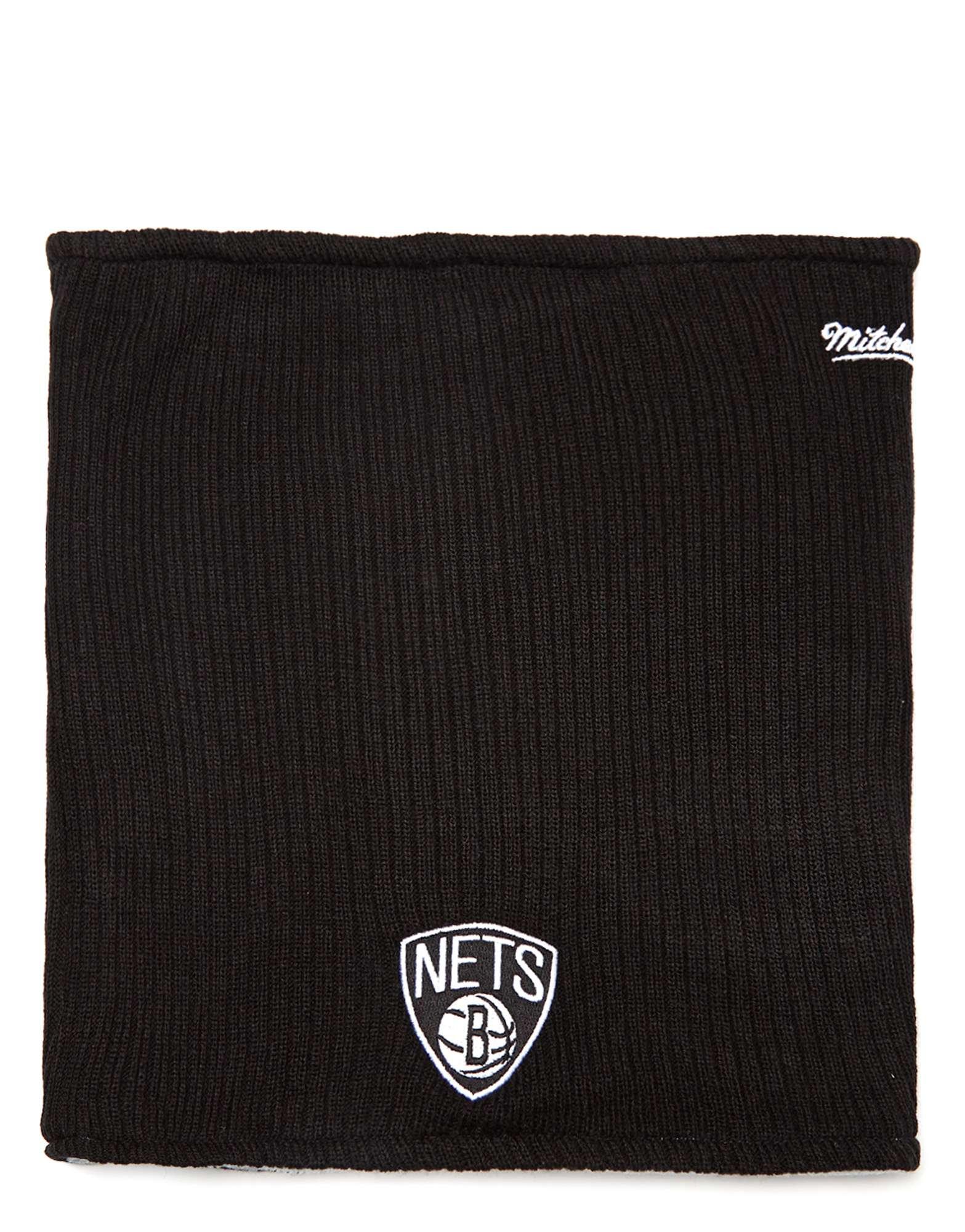 Mitchell & Ness NBA Brooklyn Nets Neck Warmer