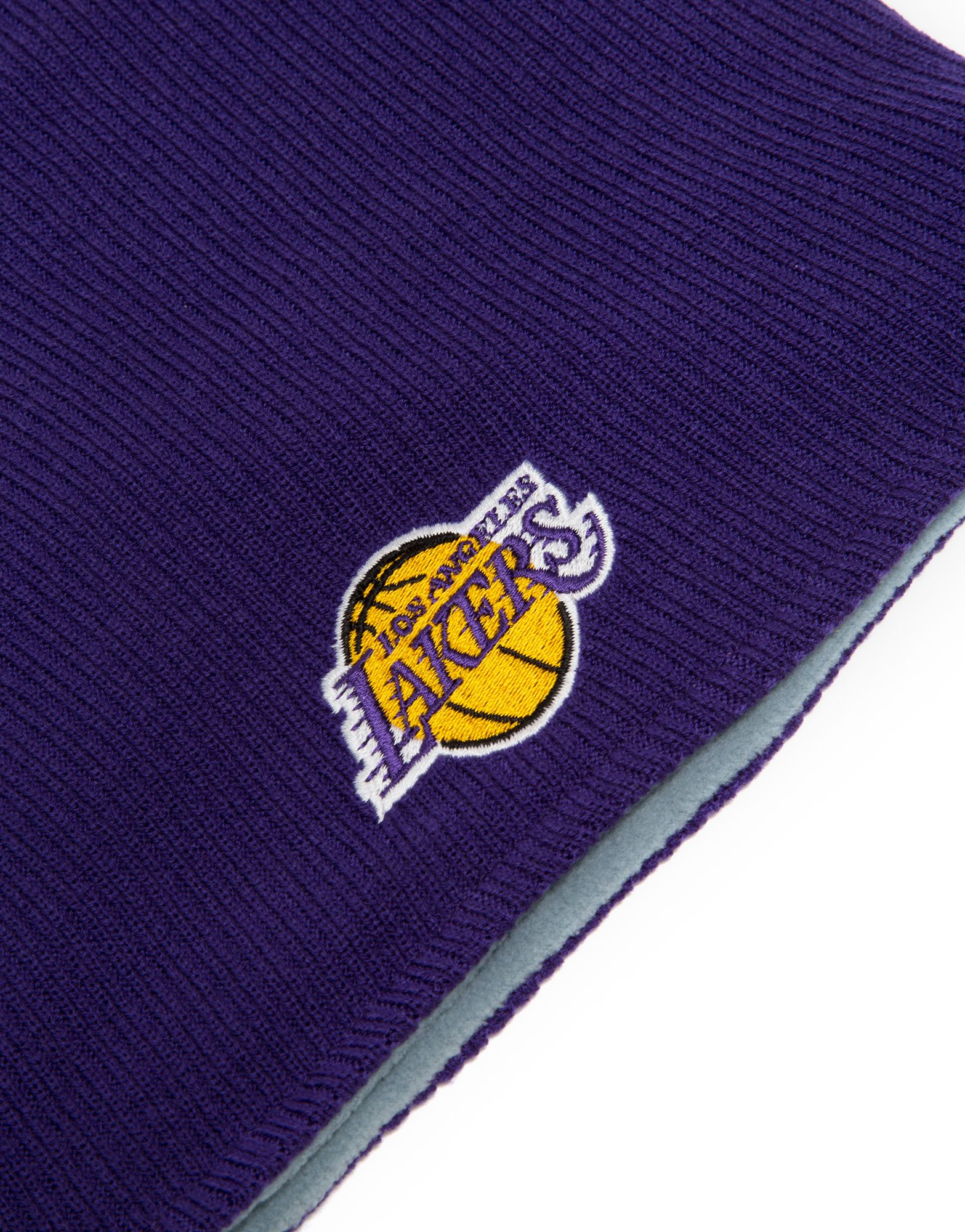 Mitchell & Ness NBA Los Angeles Lakers Neck Warmer