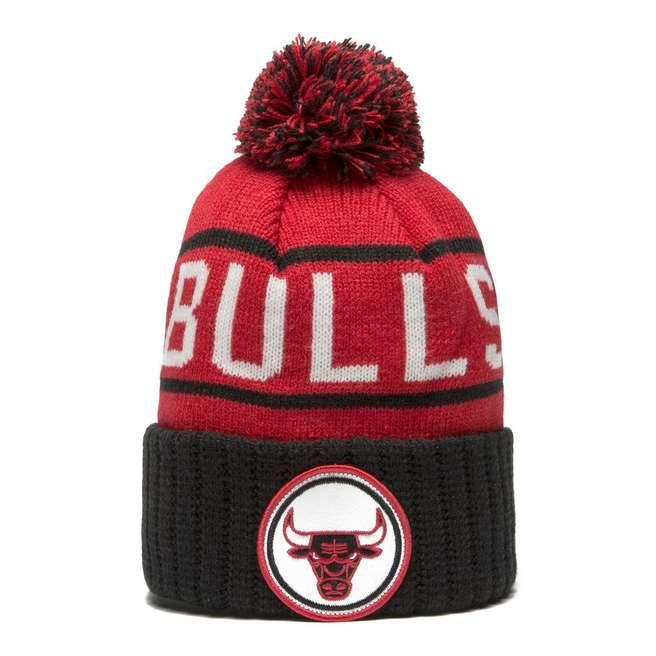 Mitchell & Ness NBA Chicago Bulls High5 Bobble Hat