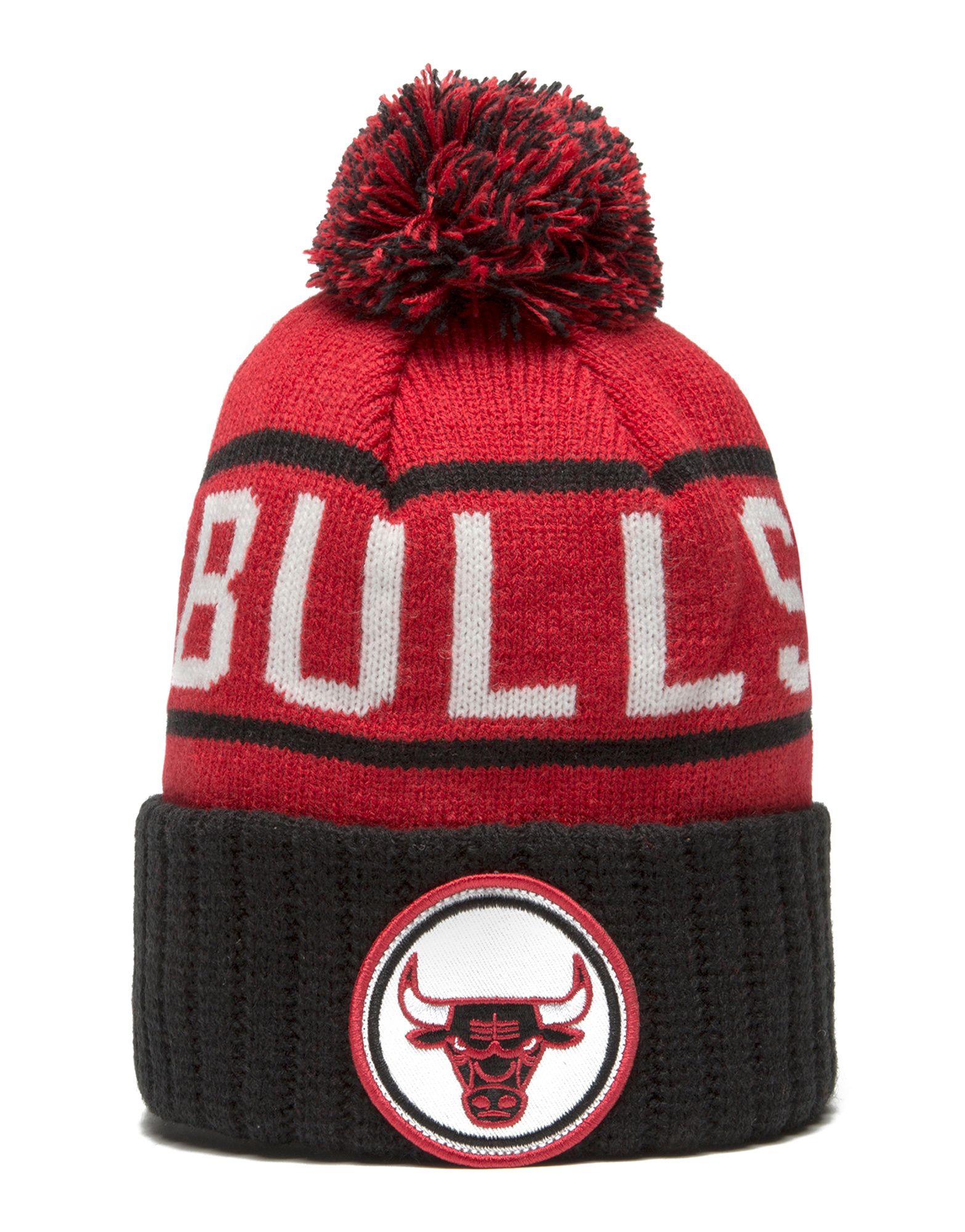 Mitchell & Ness NBA Chicago Bulls High5 Bobble Hat