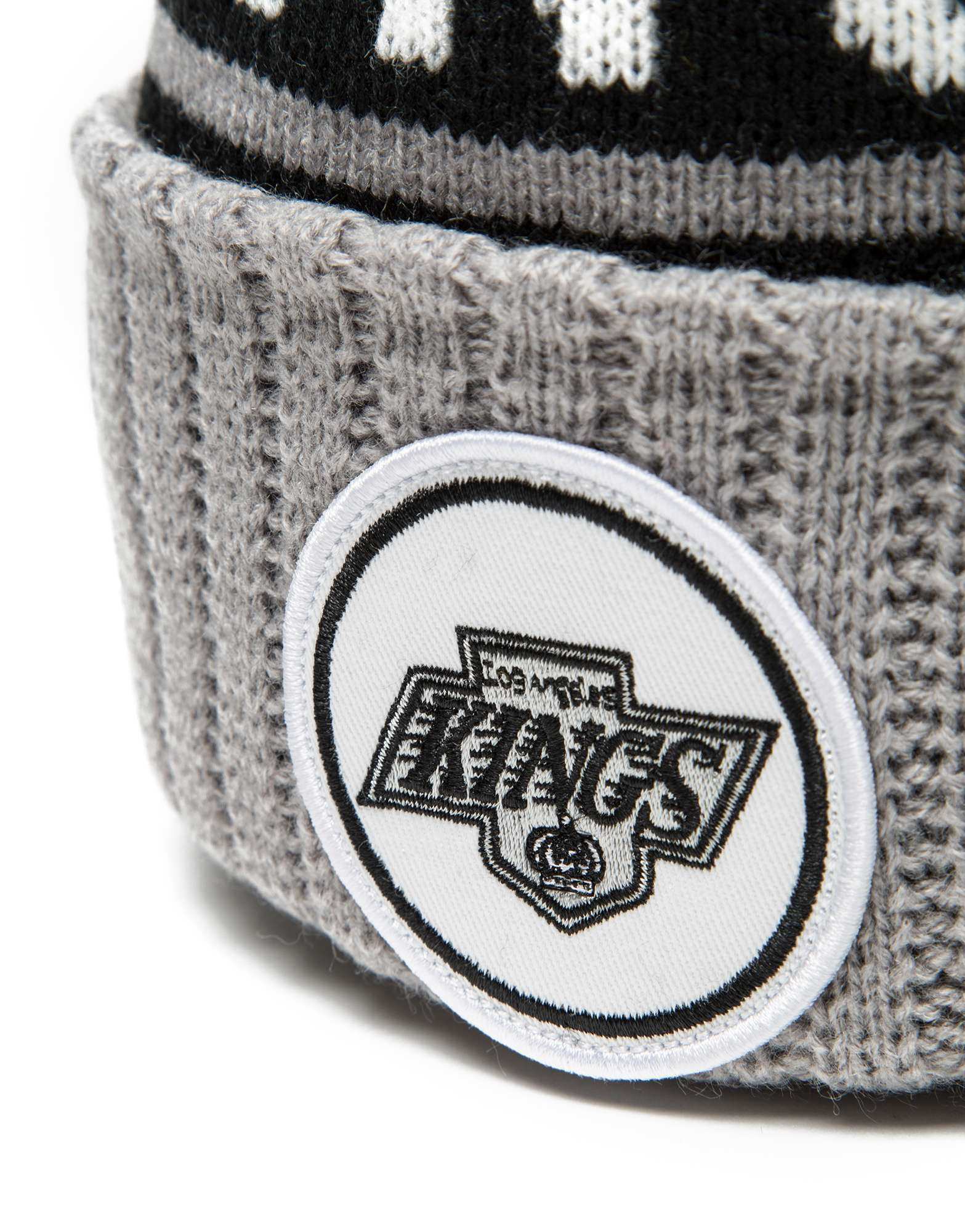 Mitchell & Ness NHL Los Angeles Kings High5 Bobble Hat