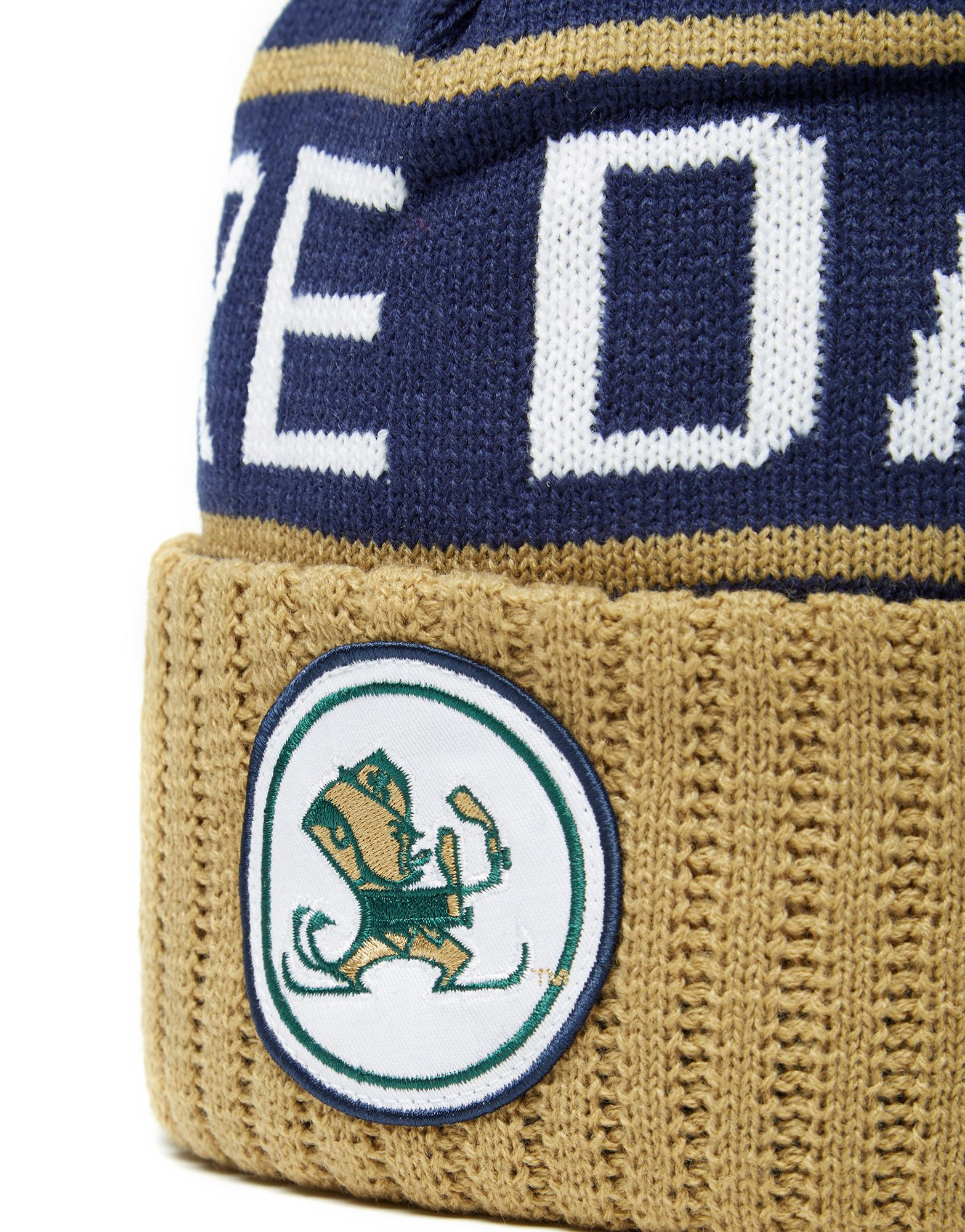 Mitchell & Ness Notre Dame Fighting Irish High5 Bobble Hat