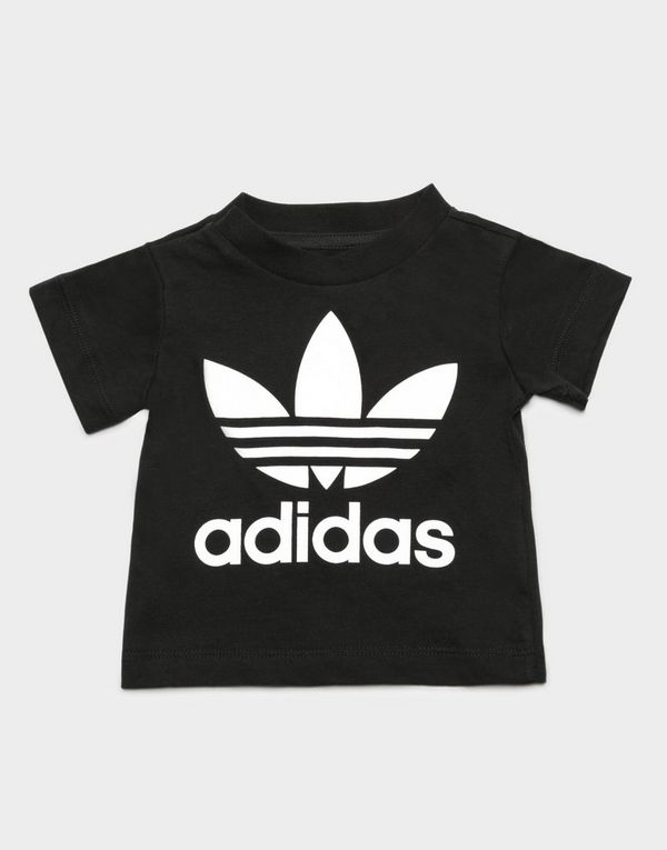 best loved e4091 a6653 adidas Originals adicolor Trefoil T-Shirt Infant