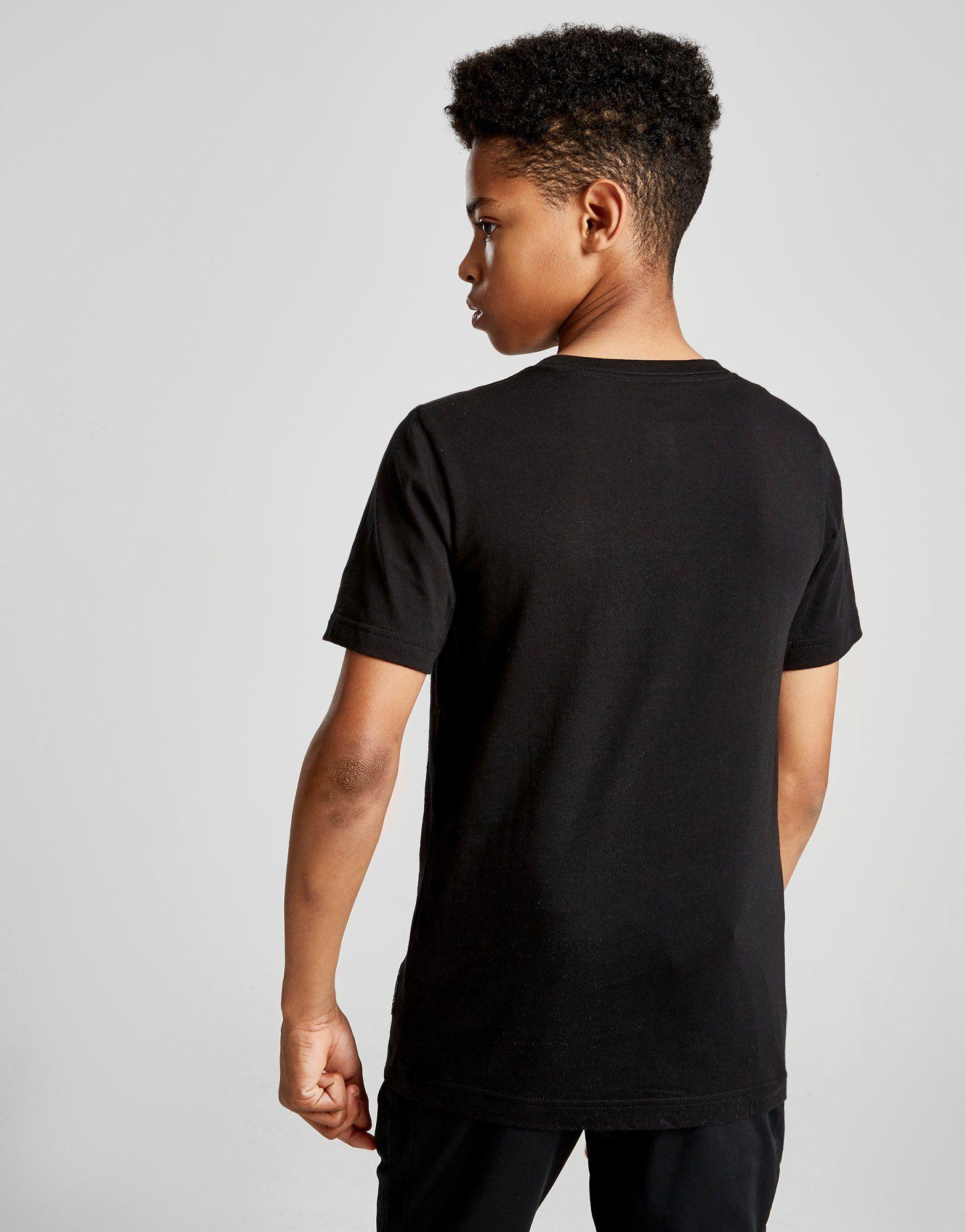 Jordan Paris Saint Germain Wordmark T-Shirt Junior