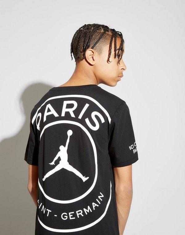 881e6e59bb6df4 Jordan x Paris Saint Germain T-Shirt Junior