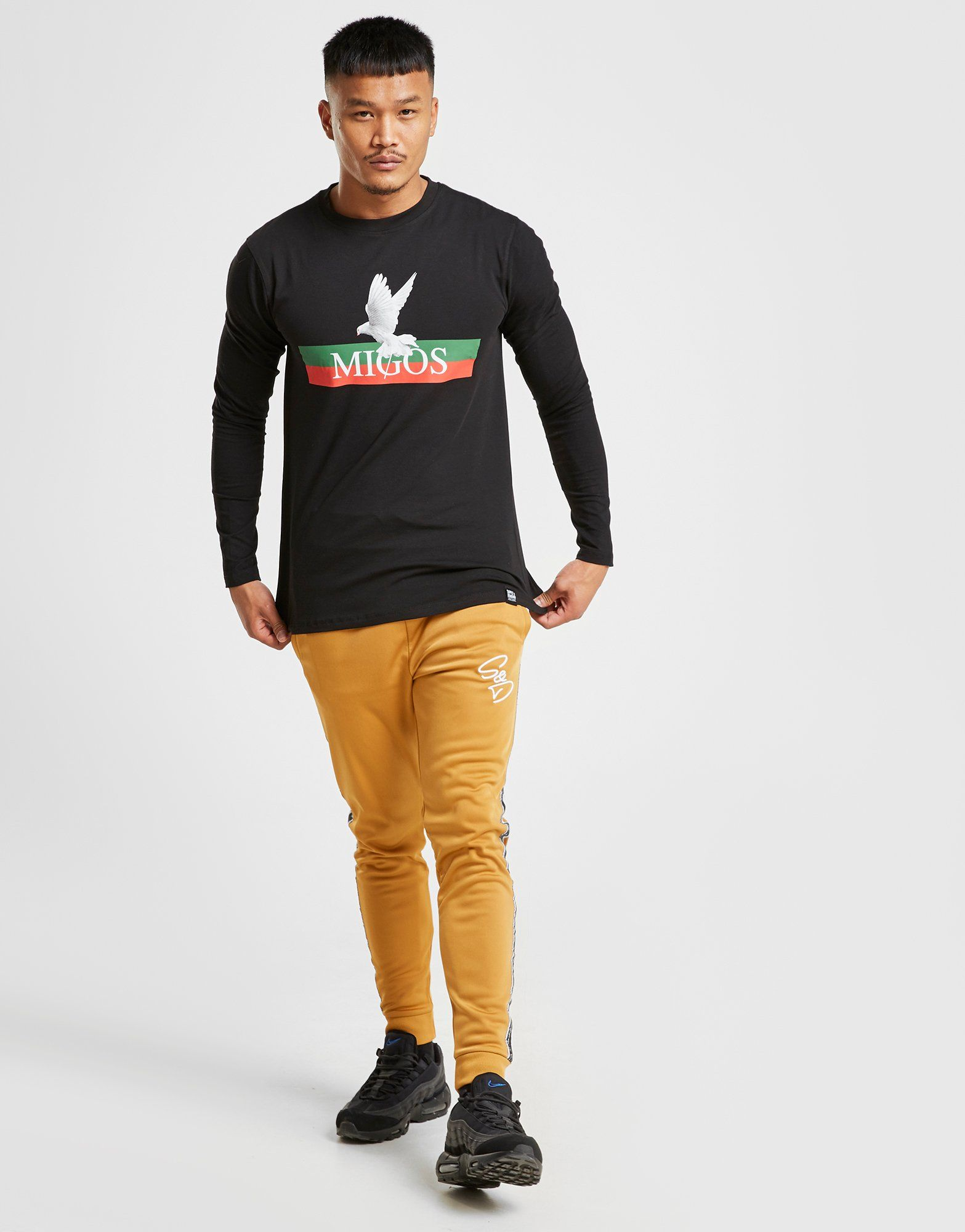 Supply & Demand Migos Long Sleeve T-Shirt