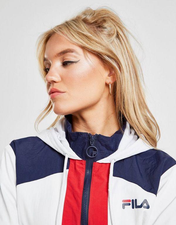 Fila Colour Block Full Zip Wind Jacket Dames