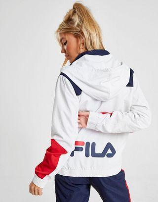 Fila Colour Block Full Zip Wind Jacket | JD Sports
